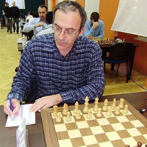 Od dvanaeste godine se ozbiljno bavi šahom. 1980 postaje juniorski šampion Jugoslavije.